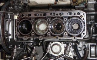 Что представляет собой капитальный ремонт двигателя?