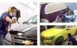Технология и правила покраски автомобиля