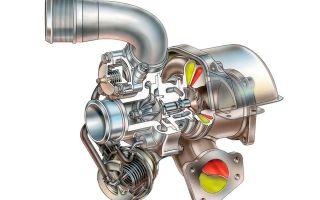 Что такое турбина у автомобиля и для чего она нужна?