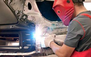 Что собой представляет кузовной ремонт?