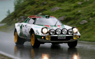 Lancia stratos: необычная история спортивного автомобиля