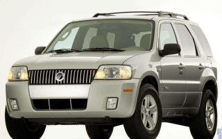 Автомобили mercury — модельный ряд автомобилей меркурий