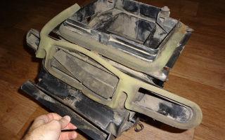 Печка ваз-2115. ремонт основных составляющих