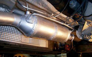 Как отремонтировать сажевый фильтр?