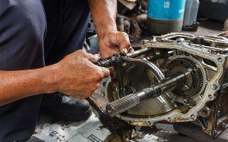 Профессиональный ремонт автоматических коробок передач