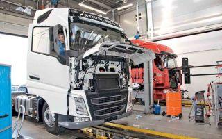 Особенности ремонта и обслуживания грузовых автомобилей