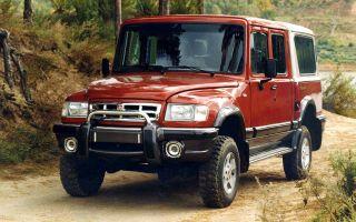 Автомобили газ — модельный ряд автомобилей газ