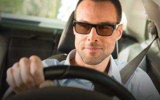 Очки для водителей: комфортное и безопасное вождение