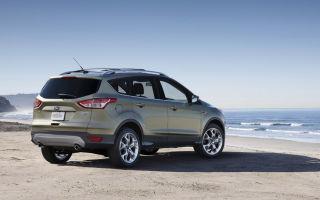 Ford kuga – лидер во всем