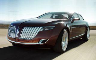 Автомобили lincoln — модельный ряд автомобилей линкольн