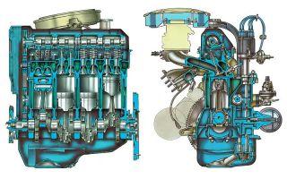 Ремонт двигателя ваз-2101