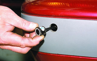 Что нужно иметь для установки парковочных датчиков?