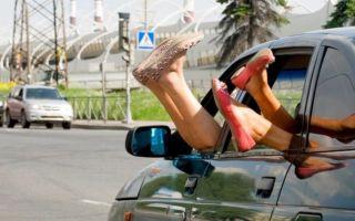 Как следить за автомобилем в жаркие дни?