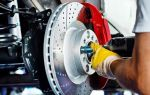 Ремонт тормозной системы автомобиля