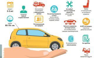 Как выбрать автомобиль с пробегом новичку и опытному водителю: советы профессионалов.