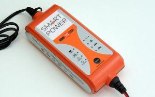 Тест зарядных устройств для автомобильных аккумуляторов
