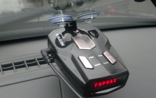 Радар-детектор против камер