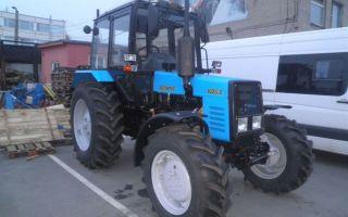 Колесные тракторы мтз 1025 и их главные особенности