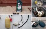 Как произвести замену тормозной жидкости с абс