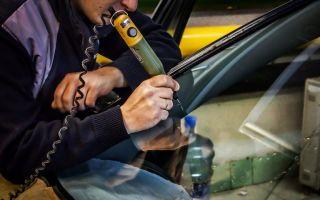 Способы ремонта автостекол