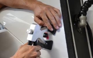 Ремонт машины без покраски по технологии pdr
