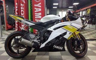 Yamaha представила обновленную версию мотоцикла yzf-r6