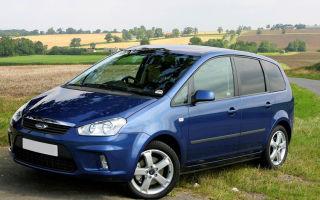 Ford focus c-max микровэн или ford c-max ii