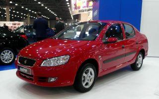 Автомобили iran khodro — модельный ряд автомобилей иран ходро