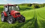 Подбор трактора для сельского хозяйства