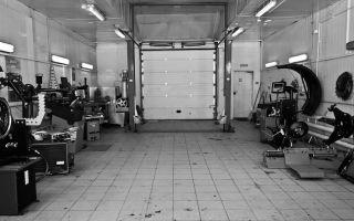 Услуги шиномонтажных мастерских