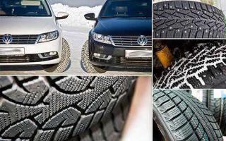 На что обратить внимание при выборе зимних шин для авто?