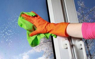 Мытье окон – как сделать это эффективно?