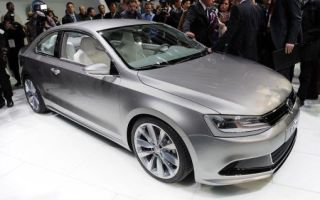 Volkswagen new compact coupe: брэнд, похожий на ауди