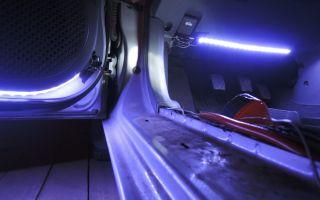 Отсутствие подсветки в задней части автомобиля. где искать проблему?