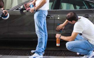Советы по полировке автомобиля