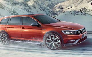 Volkswagen passat alltrack – динамичный и привлекательный внедорожник!