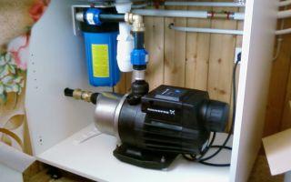 Выбор насосной станции для водоснабжения загородного дома
