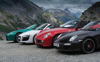 Alfa romeo и audi – востребованные автомобили с богатой историей