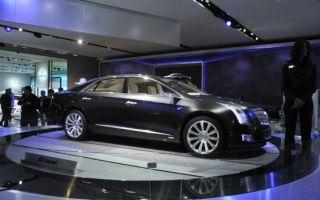 Cadillac xts platinum – научный и художественный концепт