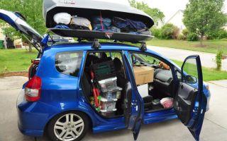 Как подготовить автомобиль к поездке в отпуск?