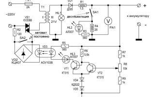 Десульфатация автомобильных аккумуляторов