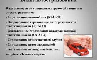 Особенности и полезные советы по страхованию автомобиля