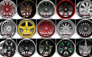 Советы по выбору колесных дисков для автомобиля