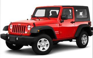 Автомобили jeep — модельный ряд автомобилей джип