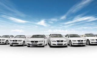 Автомобили bmw — модельный ряд автомобилей бмв