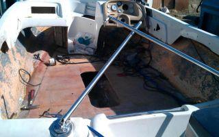 Ремонт пластиковых лодок и катеров: основные типы