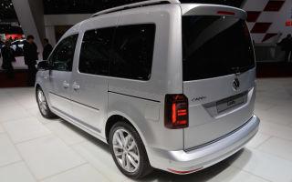 Новый volkswagen caddy – лучший в своем классе!