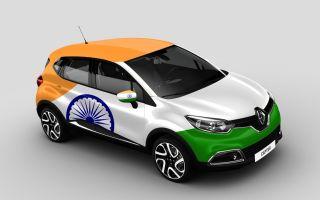 Renault kaptur – яркий и красочный «француз»!