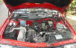 Ремонт двигателя ауди 100