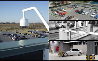 Особенности видеонаблюдения за автомобильной парковкой
